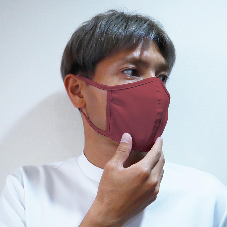 CEUEUアジャスター付き布マスク