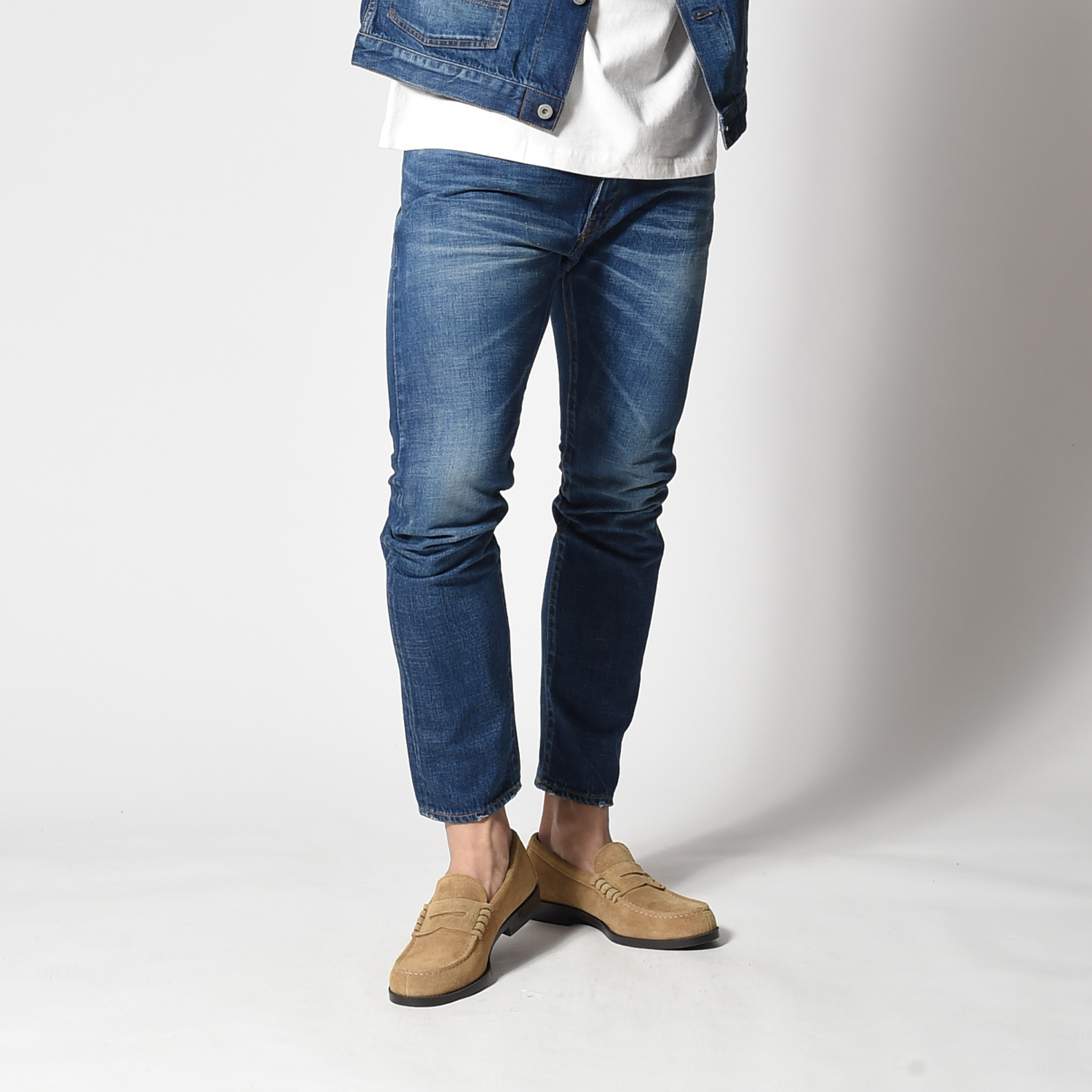 CEUEU Original Selvedge Denim