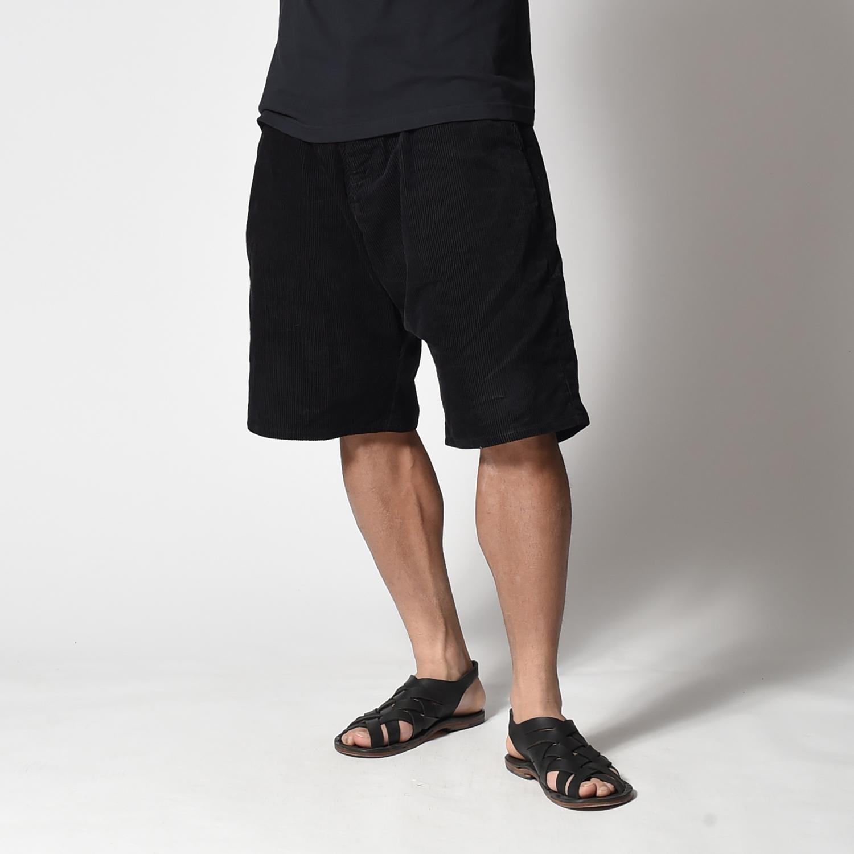 CEUEU Corduroy shorts mens